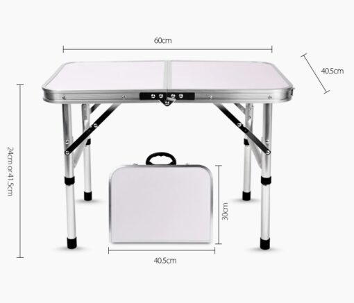 Outdoor Klapp-Tisch, Camping-Tisch, Faltbarer Campingtisch, Koffer Klapptisch, kaufen schweiz online-shop