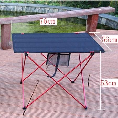 Faltbarer Camping Tisch