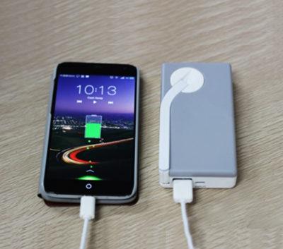 Handkurbel Powerbank USB Schweiz kaufen