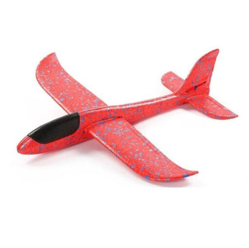 Kinderspielzeug, Wurf Flugzeug biegbar, robust , stabil, Styropor-Flieger kaufen Schweiz