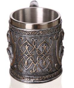Mittelalter Produkte kaufen, Essgeschirr Tasse Kelch kaufen im Onlineshop Schweiz. Ritter-Produkte, Mittelalter-Produkte