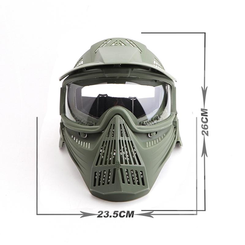 Softair Airsoft, Paintball Schutzmaske Schweiz