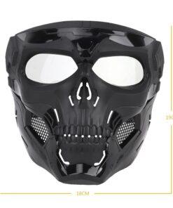Airsoft und Softair Maske combat