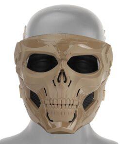 Airsoft und Softair Maske