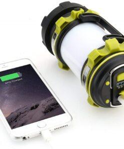 Camping Lampe mit USB Powerbank, Beleuchtung für Camping produkte onlineshop Schweiz
