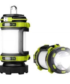 Outdoor Camping Lampe mit USB Powerbank, Beleuchtung, Camping Shop Schweiz