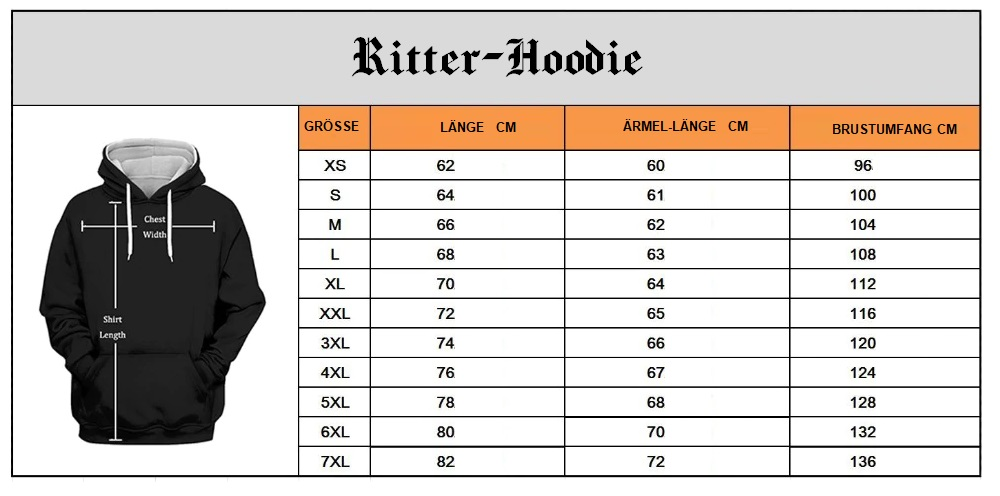 Ritter Hoodie