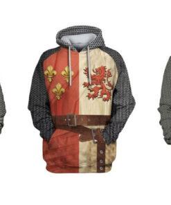 Ritter Pullover, Mittelaltershop