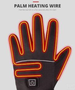 Handschuhe beheizbar