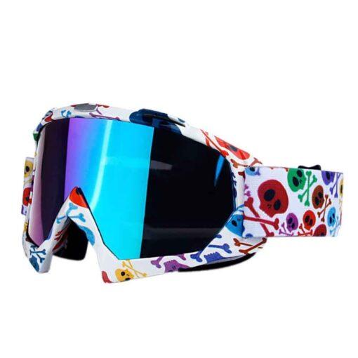 Skibrille, Snowboardbrille, getönt verspiegelt günstig
