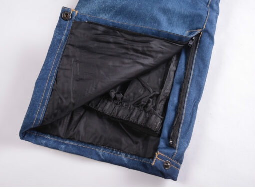 Snowboardhose Jeans Optik, Skihose Jeans