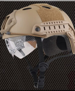 Softair Helm Paintball