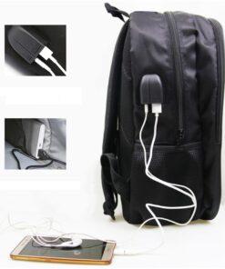 Wander-Rucksack mit USB Anschluss