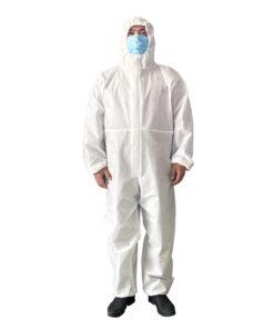 Schutzanzug Viren Weiss Schweiz