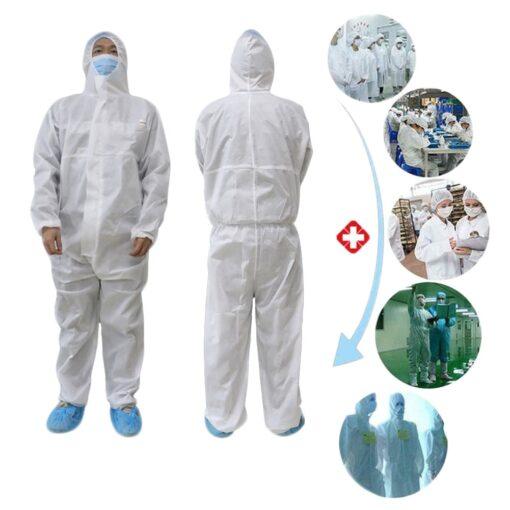 Viren Schutzanzug Einweg Schweiz