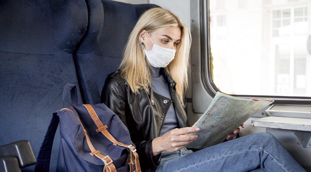 Maskenpflicht im Zug Schweiz