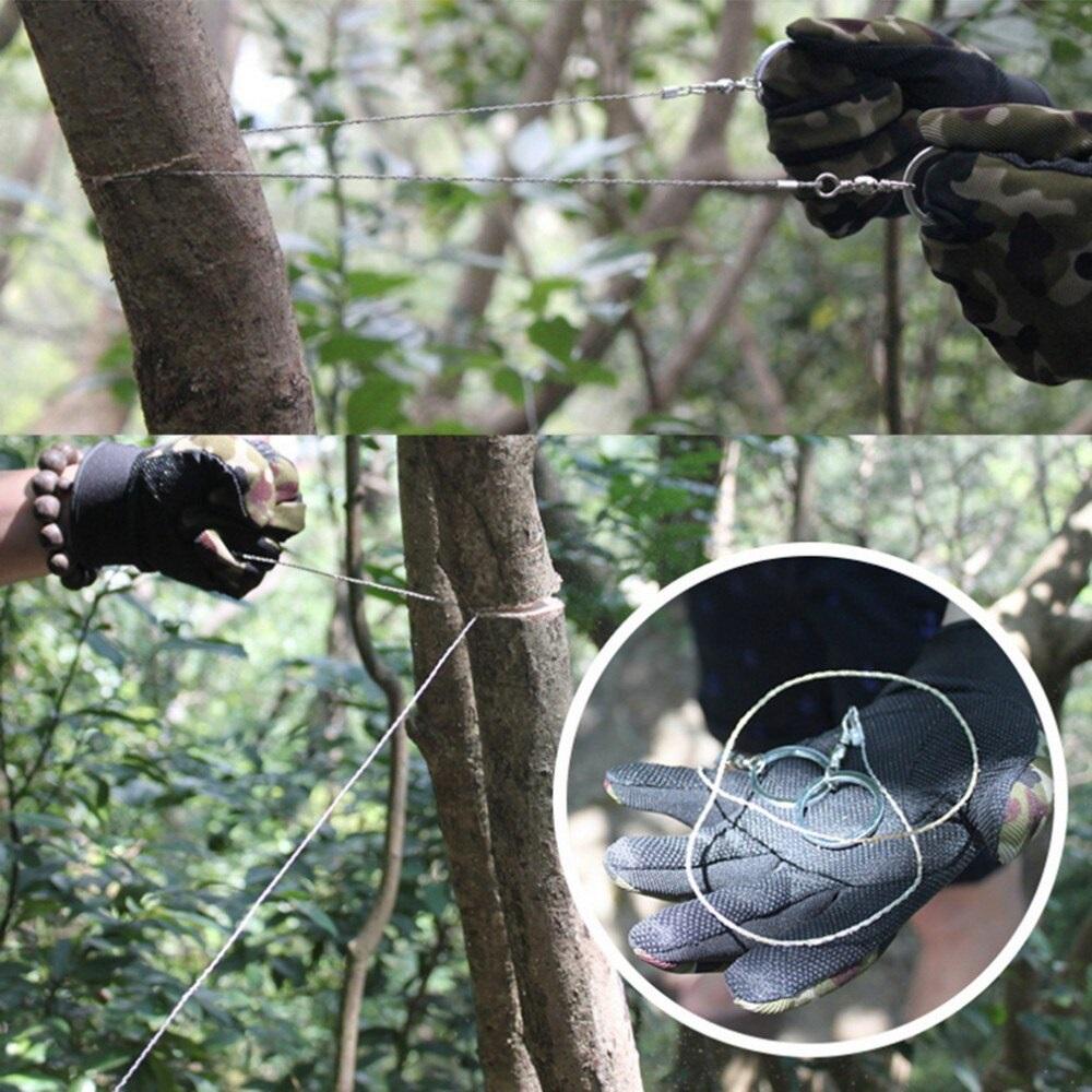 Survival Drahtsäge Outdoor