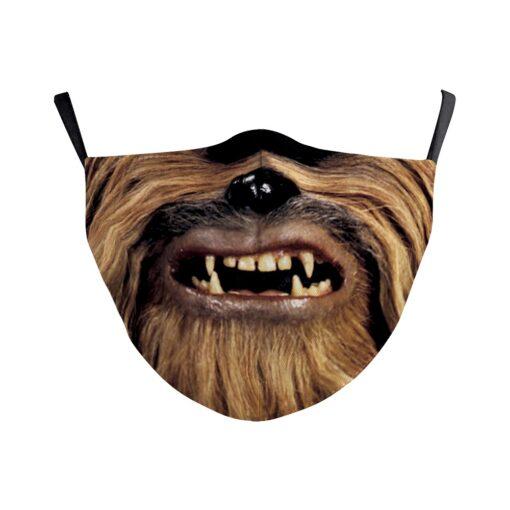 Stoffmaske Chewbacca Druck kaufen Schweiz