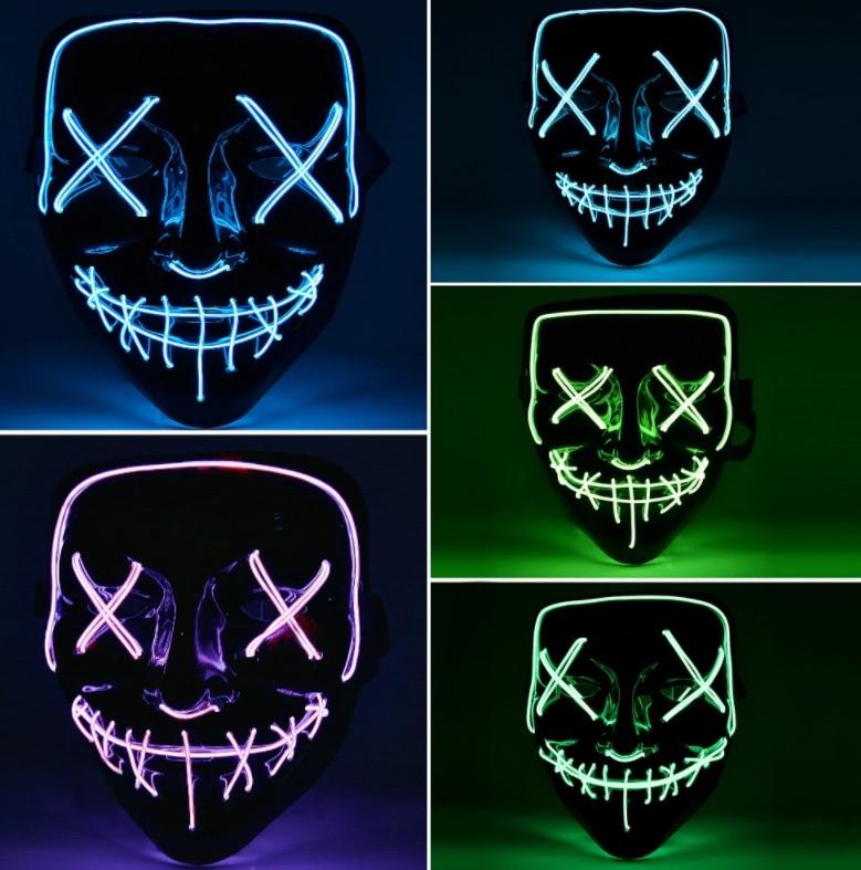 The Purge Maske LED kaufen Schweiz