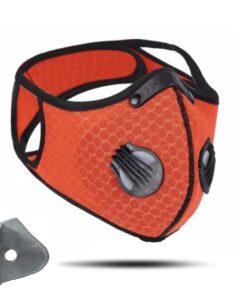 Orange Hygienemasken Atemschutzmasken kaufen