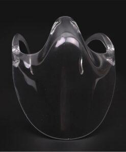 Clear Shield, durchsichtige transparente Gesichtsmaske als Mundschutz Schweiz