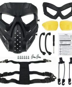 Airsoft Maske Schutz Paintball Softair Shop Schweiz