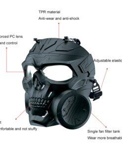 Softair-Maske Airsoft Shop Schweiz