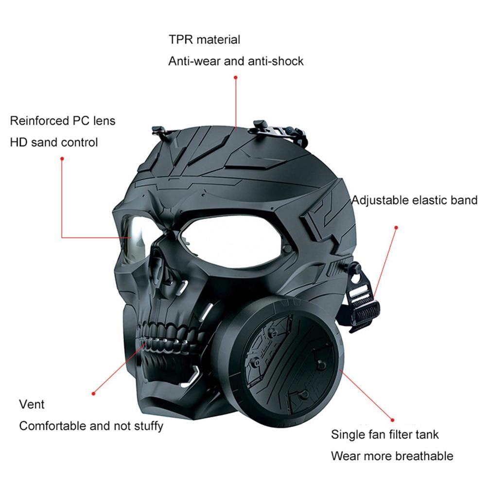 airsoft paintball maske Schweiz