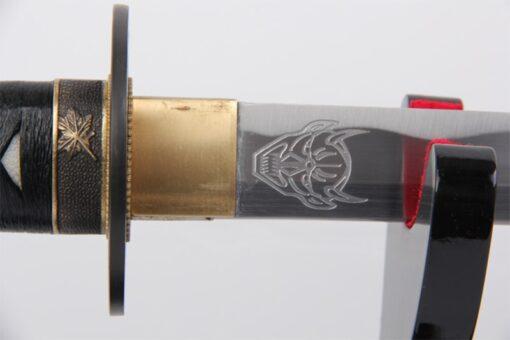 Kill Bill japanisches Samuraischwert katana kaufen schweiz Katana- Shop Schweiz