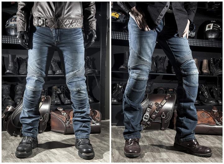 Motorrad Jeans Hose mit Protektoren Schweiz