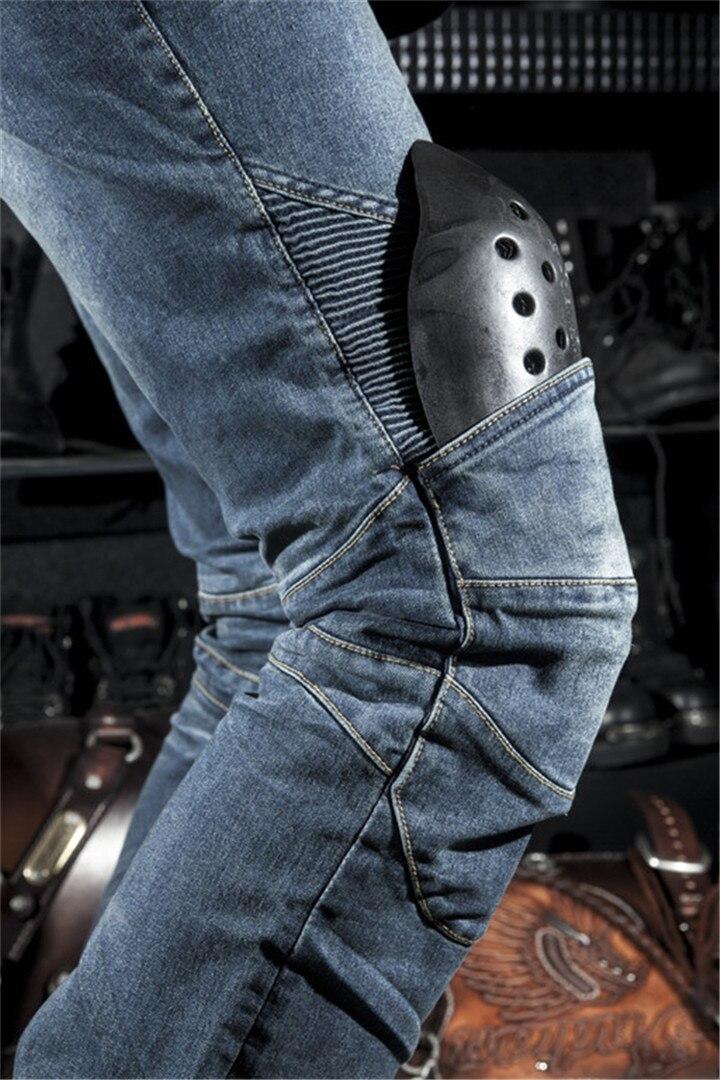 Motorrad Jeans Hose mit Protektoren kaufen