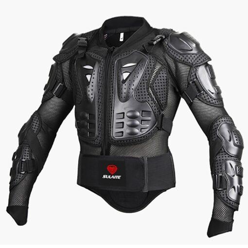 Motorrad Protektorenjacke Protektorveste Armour kaufen Schweiz