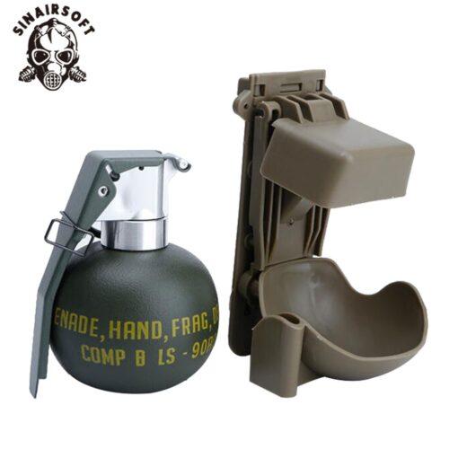 BB Gun Granate Behälter Metall