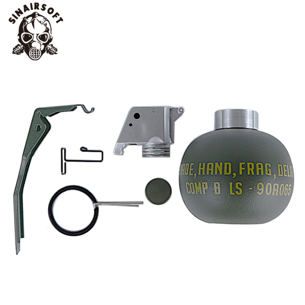 Airsoft BB Gun Granate Behälter
