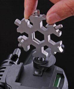 Schneeflocke Multi Tool Werkzeug