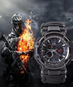 Tactical Uhr Survival