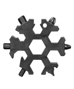 Schneeflocke Tool Werkzeug Schlüsselanhänger