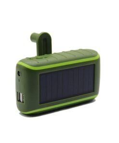 Notfall Solar Kurbel Powerbank