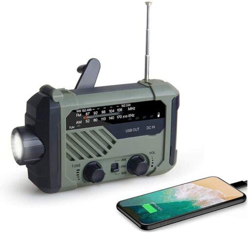 Notfall Survival Radio kaufen Schweiz