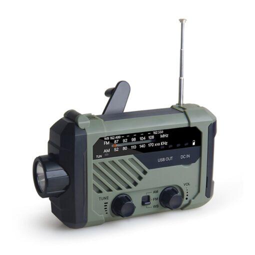 Notfall Survival Radio Multitool