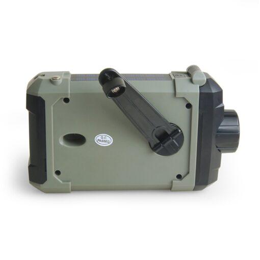 Solar Radio USB Camping Multifunktions-Radio Dynamo