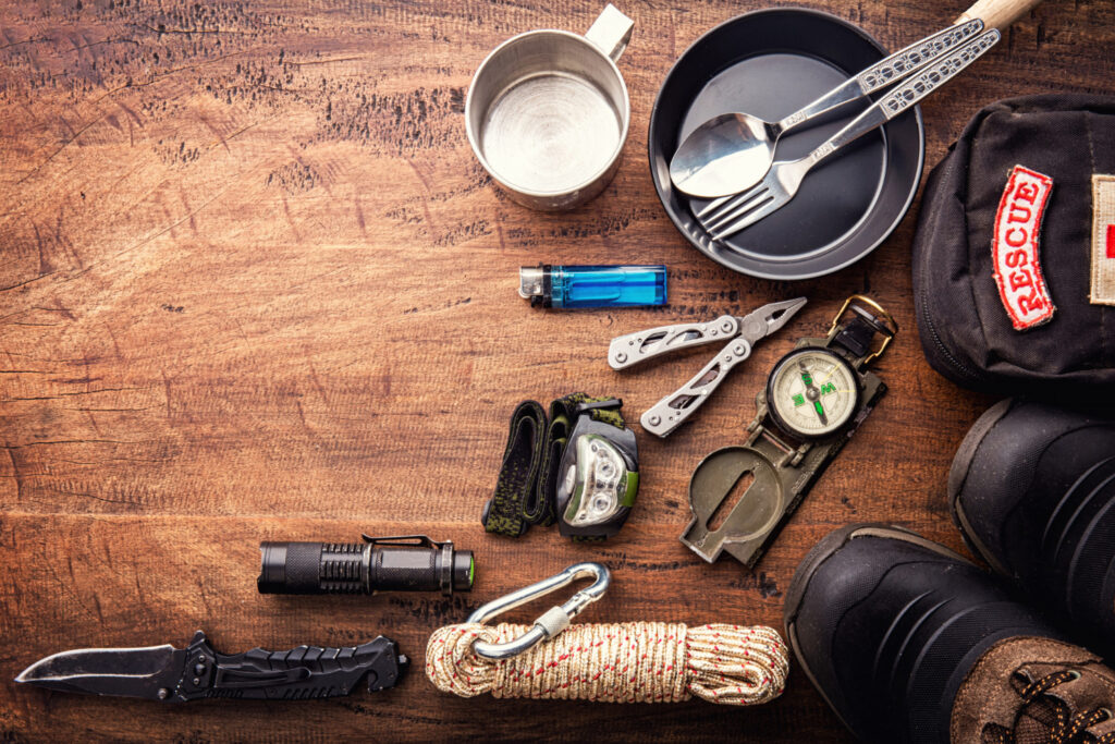 Survival Gadgets Must Have Shop Schweiz