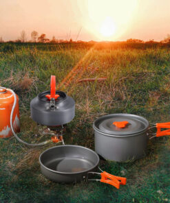 Camping Koch-Set Outdoor Kochgeschirr Camping-Shop Schweiz