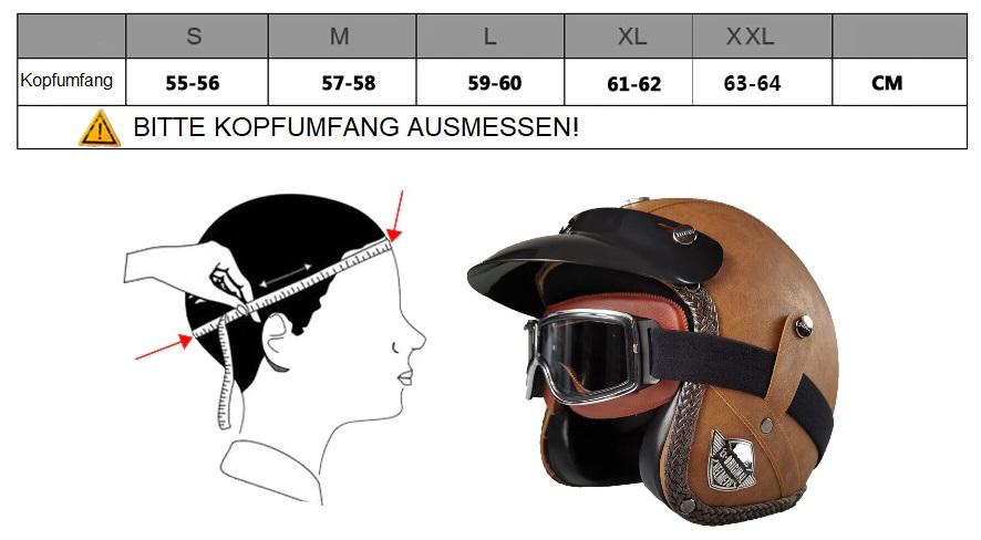 Chopper Helm kaufen Schweiz