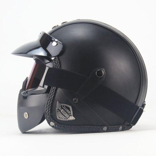 Chopper Motorradhelm