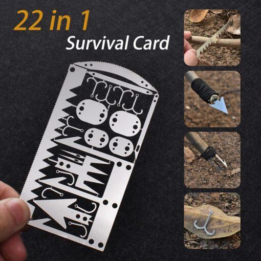 Survival Karte Fischerhacken