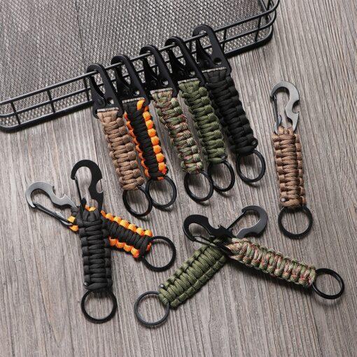 Paracord Schlüsselanhänger kaufen