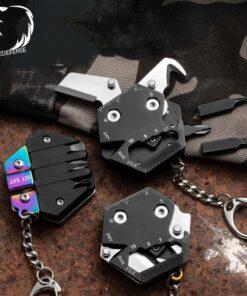 Multitool Schlüsselanhänger