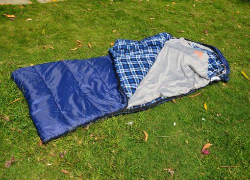 Beheizbarer Schlafsack Camping