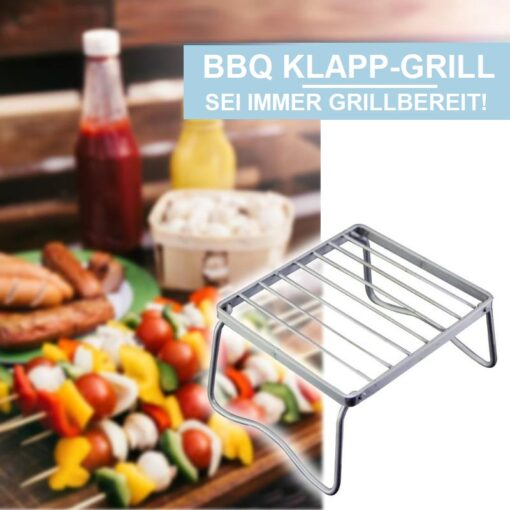 Faltbarer Outdoor-Grill Camping BBQ